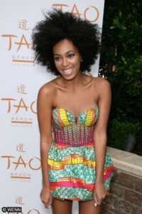 Solange Knowles responds to being criticized because of her natural hair. What do you think?