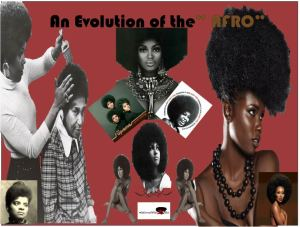 An Evolution of the Afro 1969 to 2011