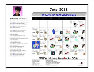30 DAYS OF FREE GIVEAWAYS COMINGSOON!