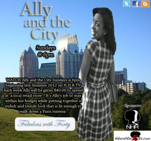 Meet the newest edition to the Natural Hair Rocks brand. Ally and the City