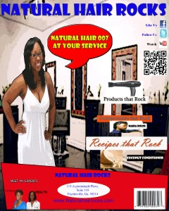 NATURAL HAIR 007 is here Monday thru Saturday to answer your natural hair questions. ASK!