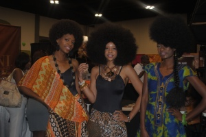 My visit to the World Natural HairShow