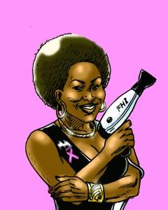 October is Breast Cancer Awarenessmonth!
